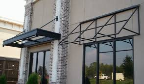 Awning Building More Architectural Commercial Metalworking