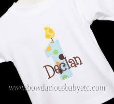 Personalized Birthday Candles Boy U0027s Ice Cream Party Birthday Shirt Available In Ages 1 9