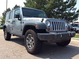 2013 jeep wrangler for sale used 2013 jeep wrangler unlimited rubicon for sale in denver co