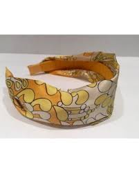 yellow headband big deal on yellow headband floral print headband yellow silk