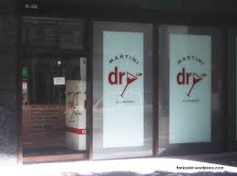 martini dry martini dry cleaners tanks a lot