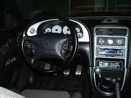 95 mustang gt interior don shop 1995 ford mustang gt