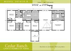 5 Bedroom Manufactured Home Floor Plans Modular Home Floor Plans 4 Bedrooms Bedroom Floor Plan B 6594