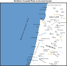 Map Of Israel In Jesus Time Map Of Old Testament Israel Cashin60seconds Info