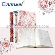photo album with memo space n55028 4x6 50 sheet 300 photo paper personalized cloth photo