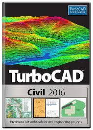 turbocad civil 2016