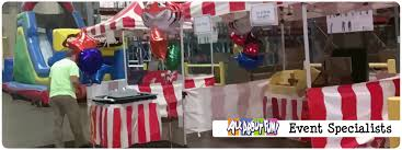 table and chair rentals sacramento sacramento party rental bounce house and event planning