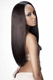 virgin sew in weave extensions natural straight
