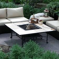 Firepit Coffee Table Diy Propane Pit Coffee Table Gmsousa