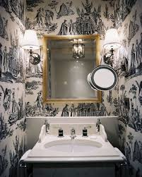 43 best powder rooms images on pinterest room home and wallpaper