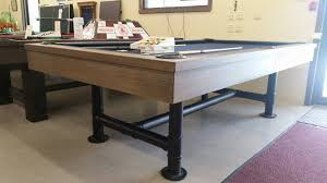 imperial bedford 12 shuffleboard table 8 imperial bedford with dining top ac cue rate billiards