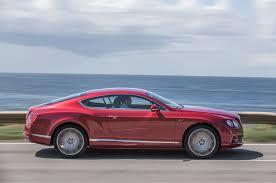 widebody bentley 2015 bentley continental gt speed first drive motor trend