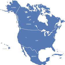 Alaska And Usa Map by Go Logistic Routes