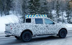 bugatti pickup truck mercedes benz x class spy photos and information by car magazine