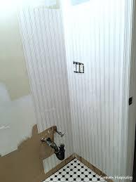 Beadboard Wallpaper On Ceiling by Installing Beadboard Wallpaper Southern Hospitality