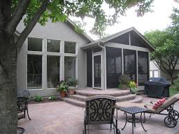 Patios Kansas City Patio Off Of Screened In Porch Google Search Home Pinterest