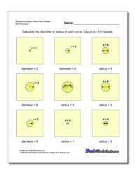 Worksheet Works Calculating Area And Perimeter Answers Basic Geometry