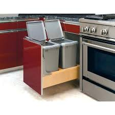 kitchen island with garbage bin kitchen island kitchen island trash bin garbage rev a