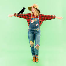 scarecrow costume diy this last minute scarecrow costume with pieces from your own