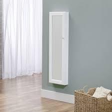 Bedroom Wall Hangers Innerspace Wall Hang Deluxe Mirror Jewelry Armoire Walmart Com