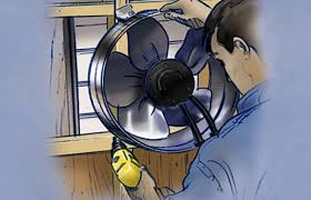 how to install an attic fan pro construction guide