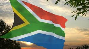 The New South African Flag South African National Anthem U2014 The Us Navy Band Youtube