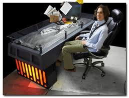 Star Wars Computer Desk The 10 Geekiest Pieces Of Furniture In The Universe