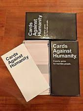 buy cards against humanity cards against humanity ebay