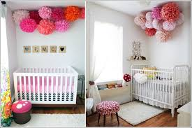Decorate A Nursery Decorate Your Baby S Nursery With Pom Poms