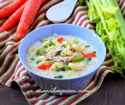 filipino thanksgiving recipes creamy chicken sopas filipino chicken macaroni soup manila spoon
