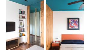 interior design for renovating a small house in mumbai ad india