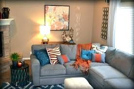 blue and orange decor blue and orange room room colors orange and blue kids room designs