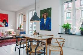 Small Swedish Apartment As An Example Of Scandinavian Style - Swedish apartment design