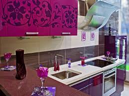 purple kitchen decorating ideas pink kitchen ideas and color schemes