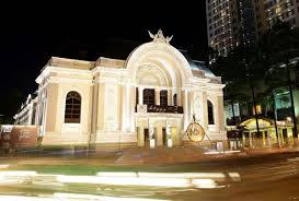 saigon opera house in ho chi minh lune production