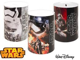 Stocking Designs by Star Wars Money Tins Pack Of 3 Different Designs The Ideal