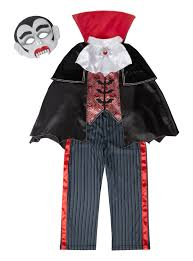 halloween kids fangtastic vampire costume 3 12 years tu clothing