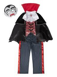 halloween costumes vampire for kids halloween kids fangtastic vampire costume 3 12 years tu clothing
