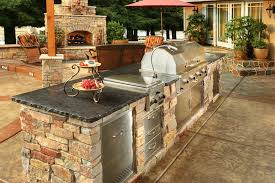 kitchen island construction elite landscape concrete outdoor kitchen bbq island corona