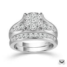 15000 wedding ring fairytale wedding set rogers jewelers