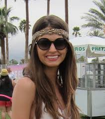 headband styler this styler s headband was made for coachella s festivities