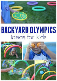 Backyard Kid Activities by 71 Best Olympic Themed Kids Activities Images On Pinterest