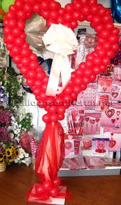 Valentines Day Balloon Decor by Balloons On The Run Party Decorations R U0027 Us Other Decor