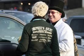 octoraro octoraro orphie proclaims six more weeks of winter herald and