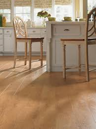 How To Install The Laminate Floor Laminate Flooring In The Kitchen Hgtv