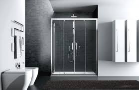 Frame Shower Doors by Quadro Framed Shower Enclosure Disenia