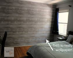 how to fake a plank wall teen boys room update organizing made
