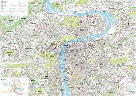 Map Of Czech Republic Prague Maps Czech Republic Maps Of Prague