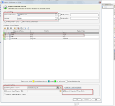 Xml Mapping Selecting Oracle Schema In Intellijidea And Generating Hibernate