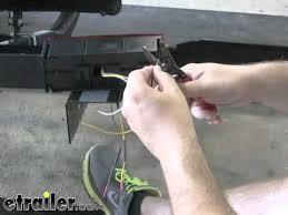 optronics waterproof led trailer light kit installation etrailer